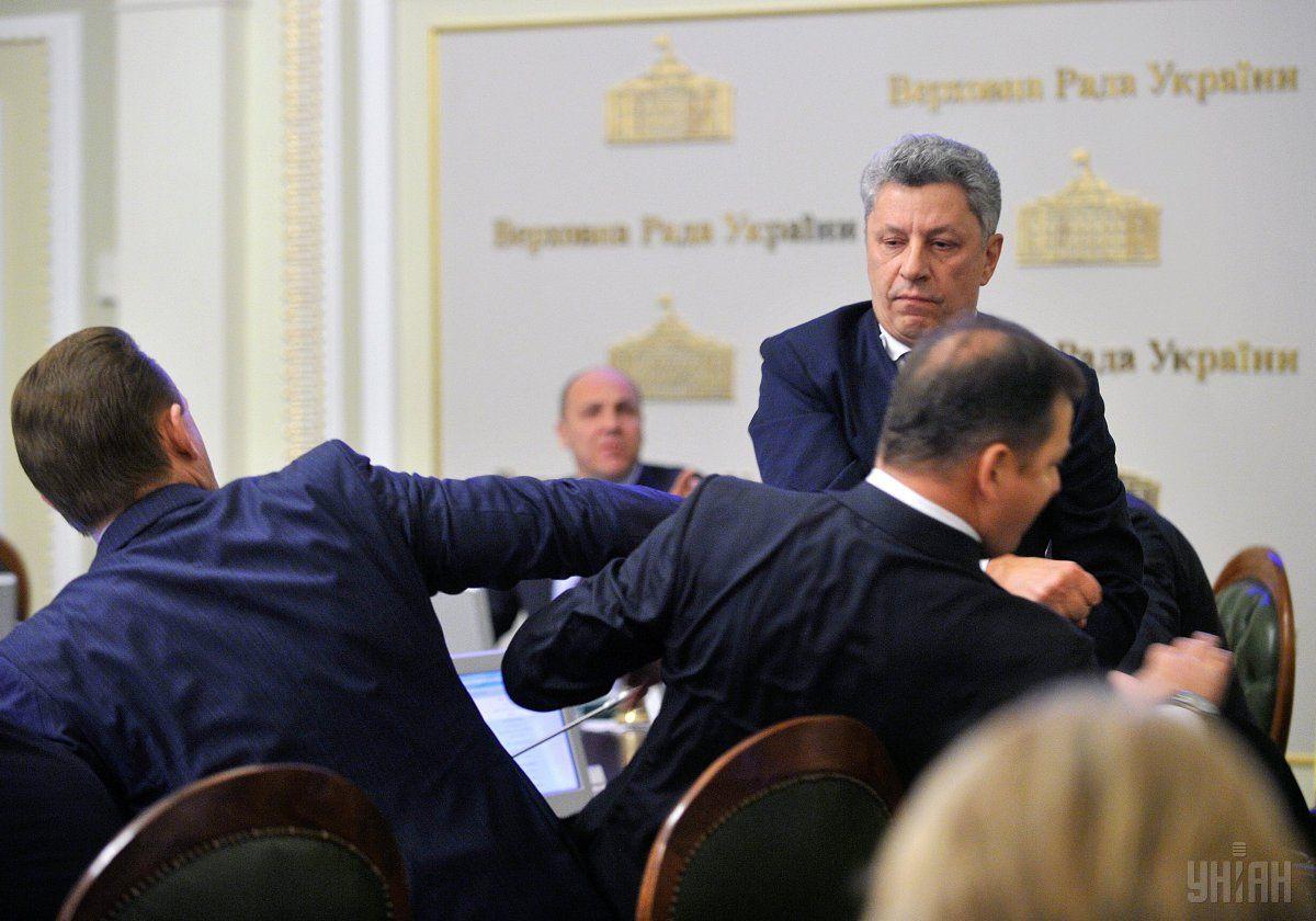 Ляшко Vs Бойко / Фото УНИАН