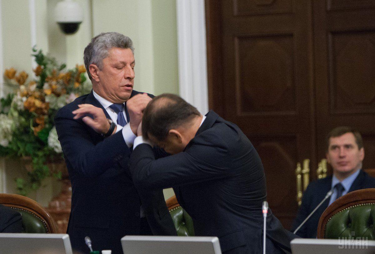 Ляшко прокомментировал драку с Бойко / Фото УНИАН