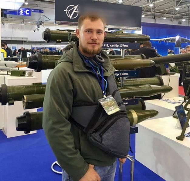 Богданов рассказал, что видео снималось во время следственного эксперимента / kyiv.npu.gov.ua