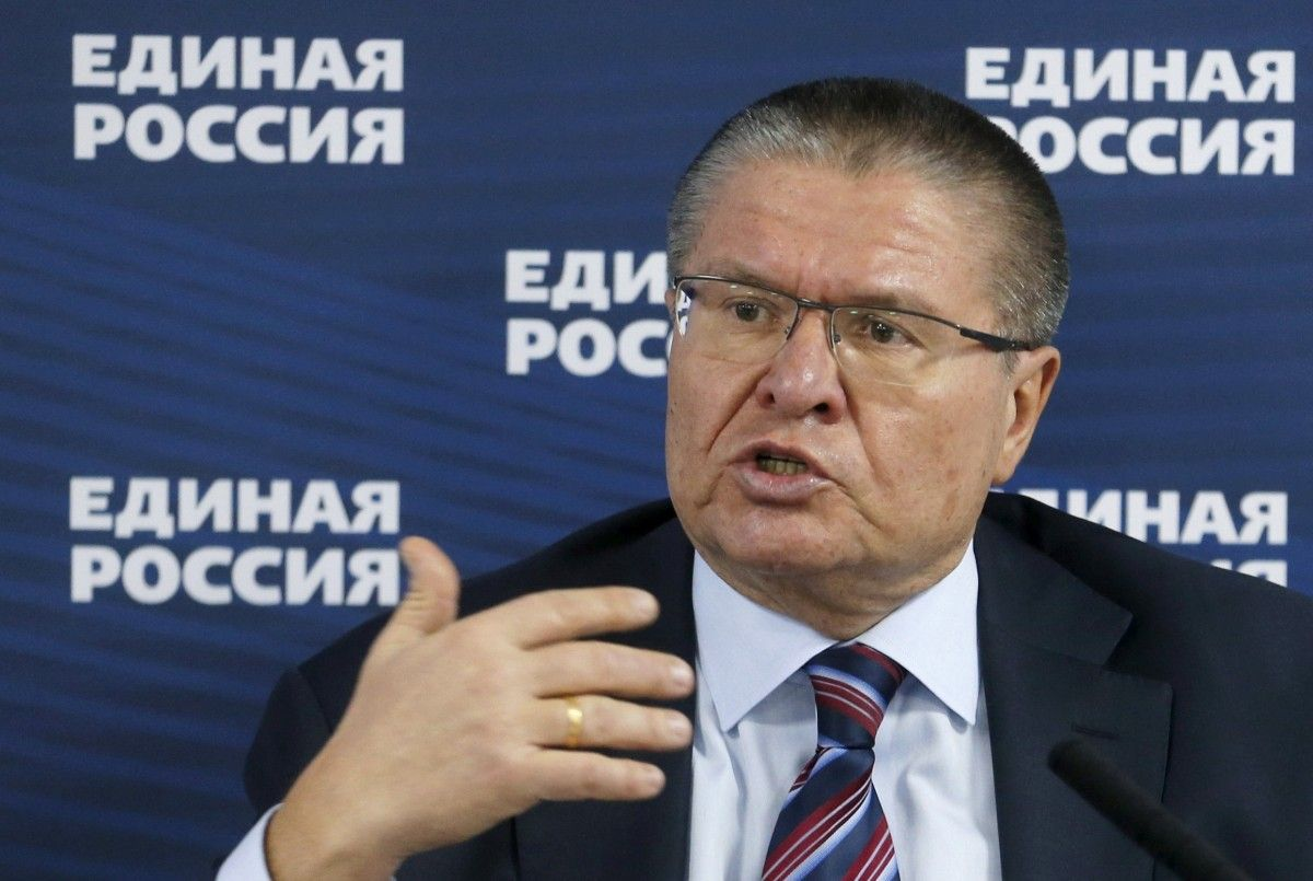 Олексій Улюкаєв / REUTERS