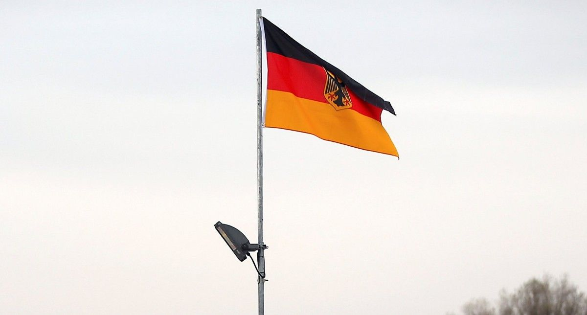 Флаг Германии / REUTERS