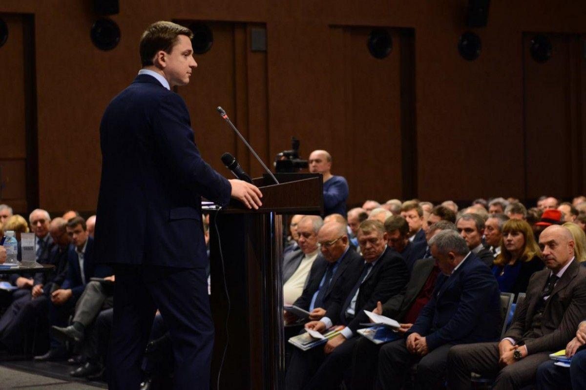 Гундер считает, что Офис бизнес-представителя в Совете должен представлять точку зрения всех предпринимателей