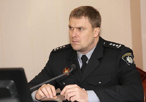 Аваков представил временно исполняющего обязанности начальника Нацполіції / npu.gov.ua