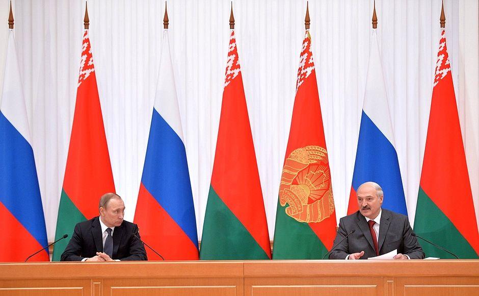 Лукашенко и Путин проведут переговоры / kremlin.ru
