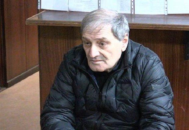 Русский мошенник взаконе Дато Тобольский был выдворен из Украинского государства