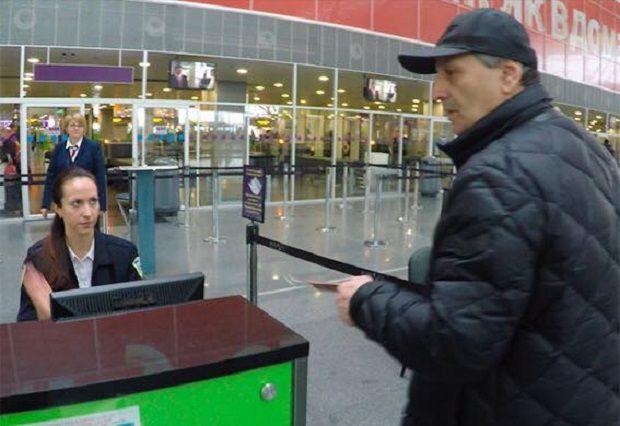 ИзУкраины выдворили русского «вора взаконе» Дато Тобольского