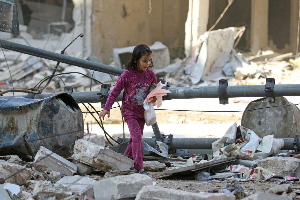 Руїни Алеппо / REUTERS