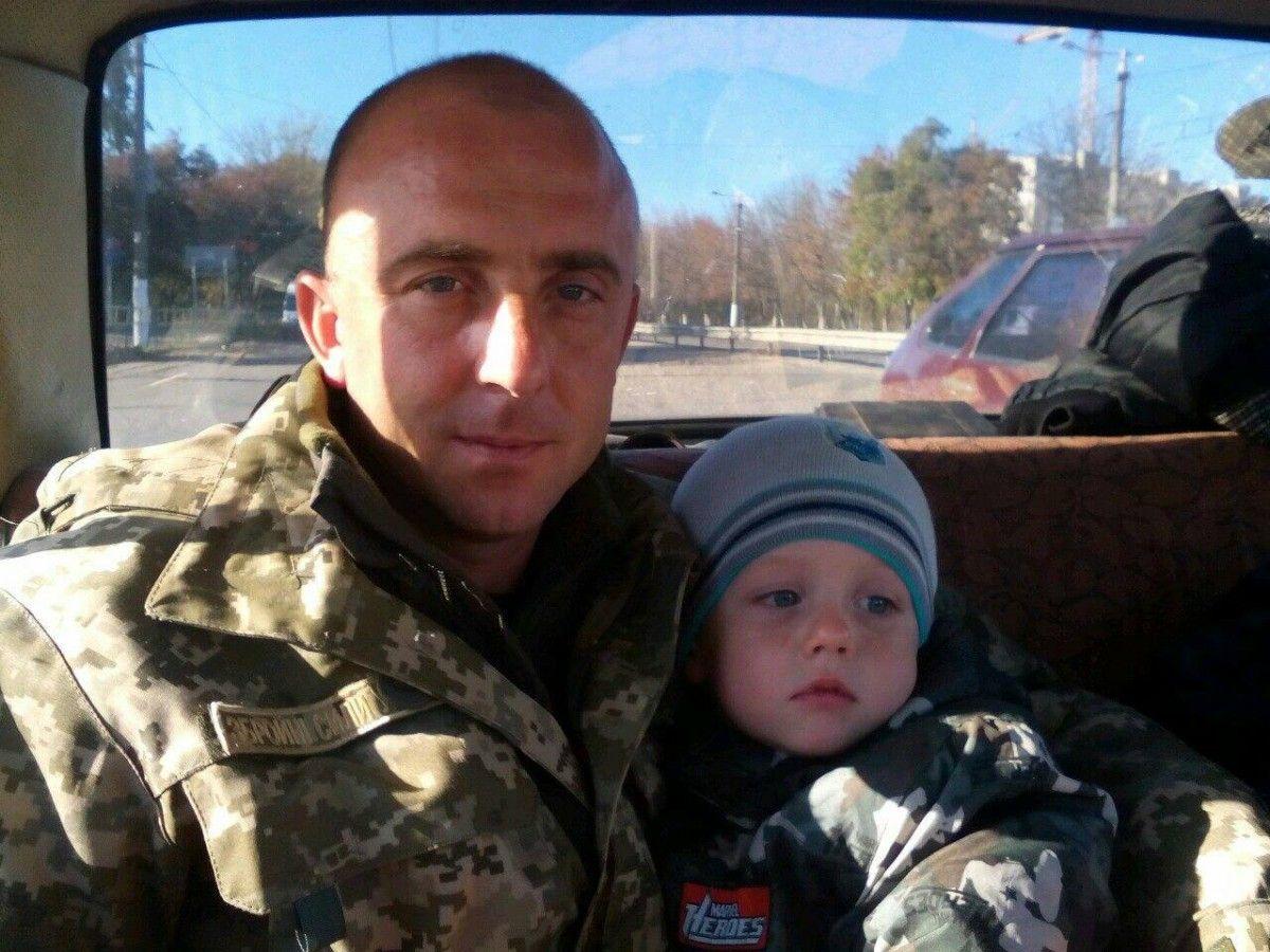 Ходоровський загинув під Авдіївкою / facebook.com/72.brigade.bes