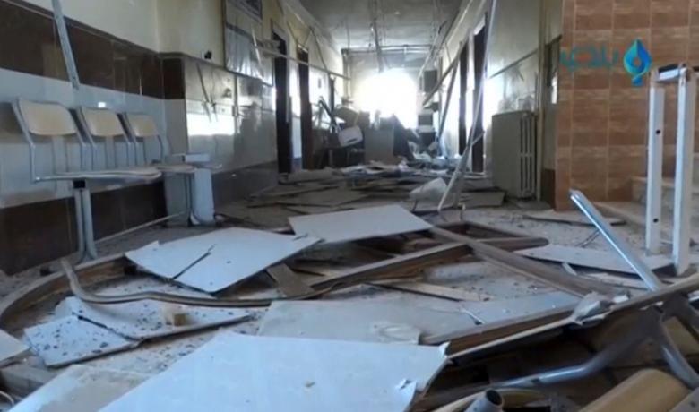 В итоге авиаударов ввосточном Алеппо разрушены все клиники