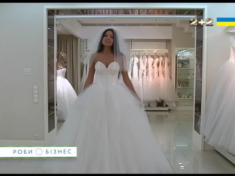 Украинские свадебные платья для звезд Голливуда и президентских семей /