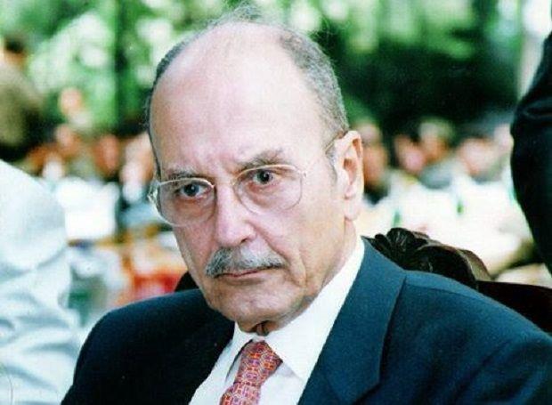 Константінос Стефанопулос помер у віці 90 років / facebook.com/tsiprasalexis/