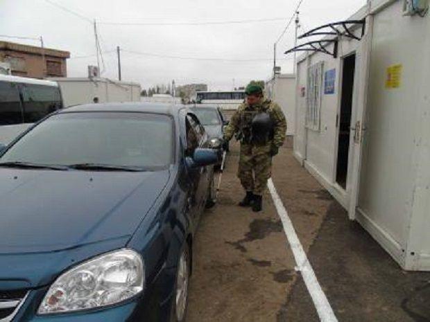 Очереди ожидали 450 автомобилей / фото dpsu.gov.ua