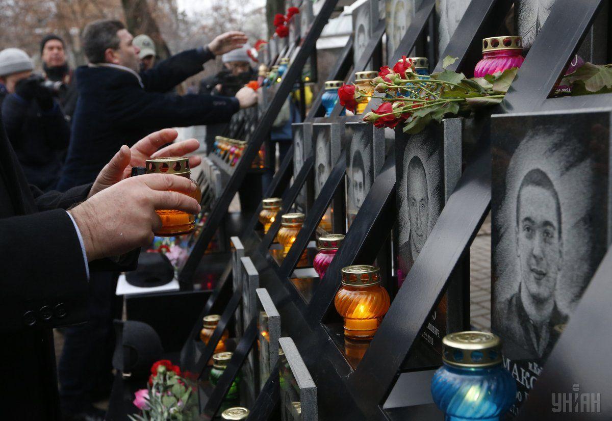 Вделе оМайдане афишировали новое видео расстрелов наИнститутской