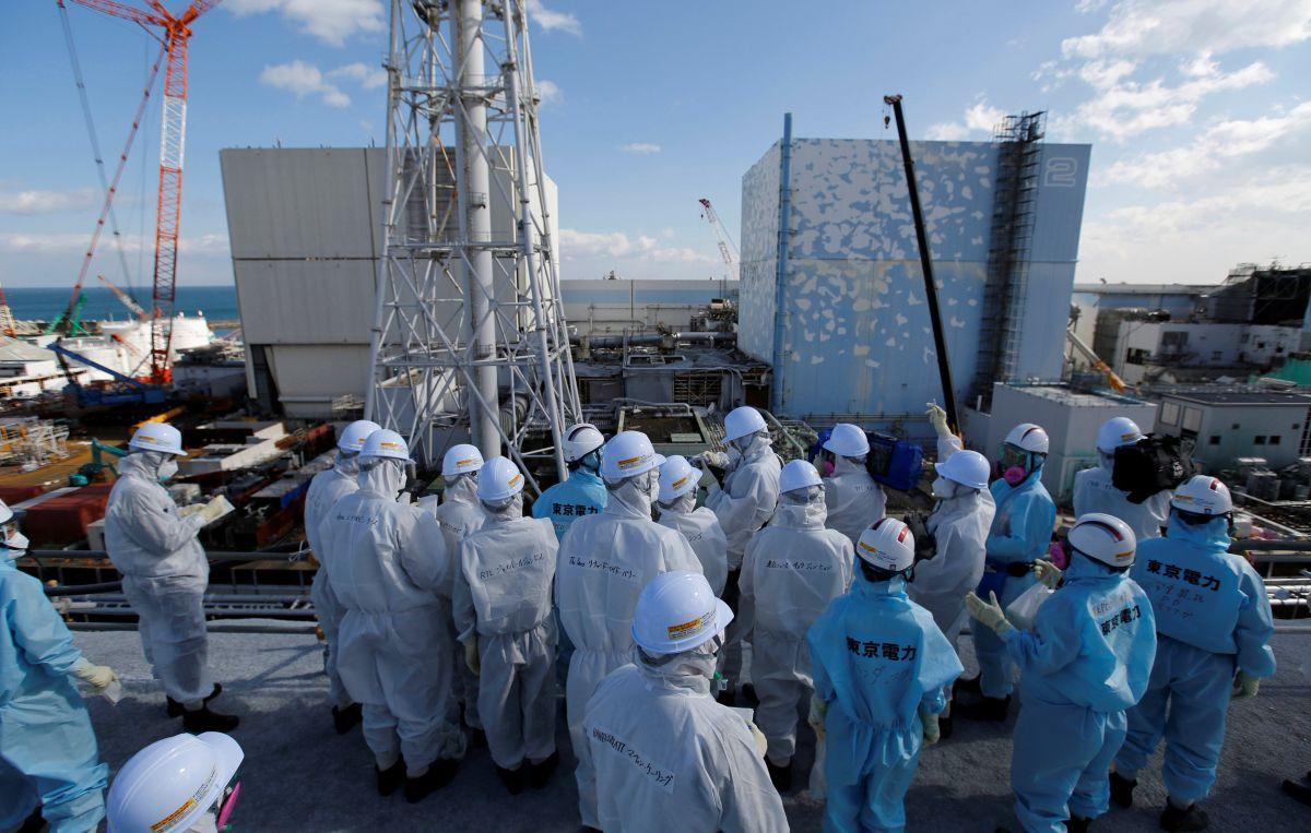 На «Фукусиме-2» перестала работать система охлаждения вбассейнах сядерным топливом