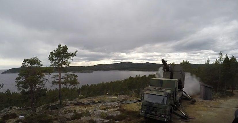 Швеція розмістить на острові Готланд протикорабельні ракети / Скріншот