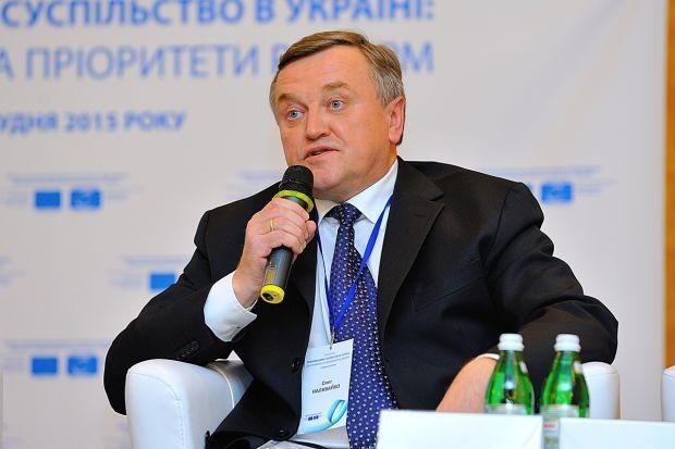 председатель Госкомтелерадио Олег Наливайко / 1tv.com.ua
