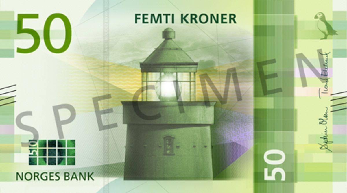 В2016 году вНорвегии начнут выпускаться валютные купюры вновом дизайне
