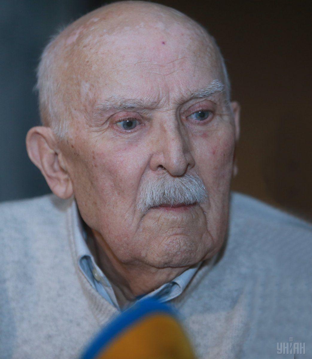 Микола, будучи підлітком, потрапив у німецький полон / УНІАН