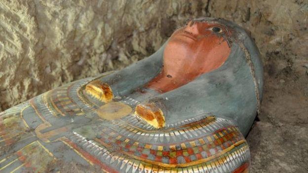 ВЕгипте найден старинный город 5300 года до н.э