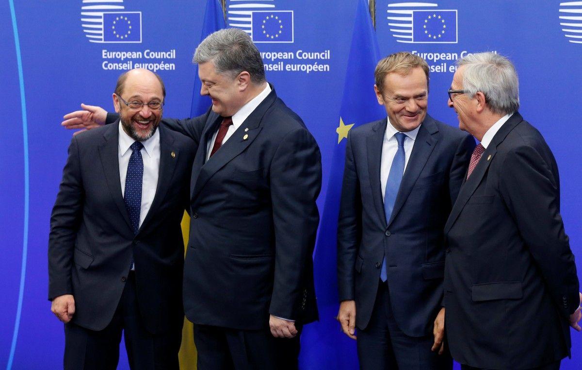 Украина иЕС подписали Меморандум энергетического партнерства