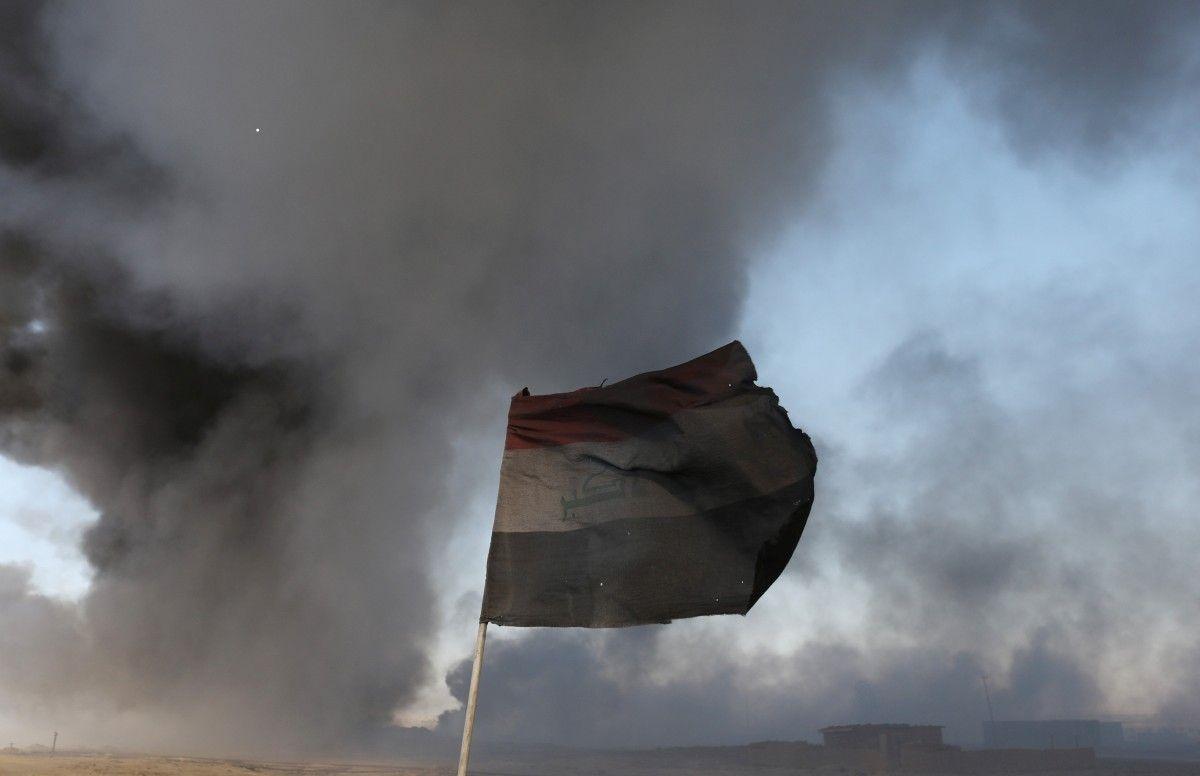 Флаг Ирака / REUTERS