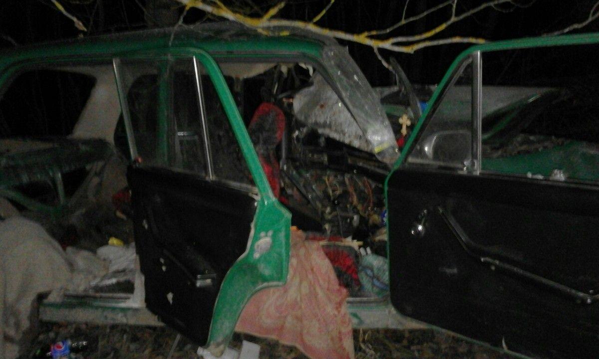 Врезультате дорожного происшествия смикроавтобусом наЖитомирщине— четверо погибших