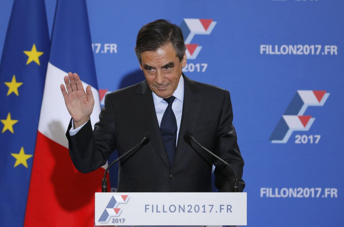 Франсуа Фийон / REUTERS
