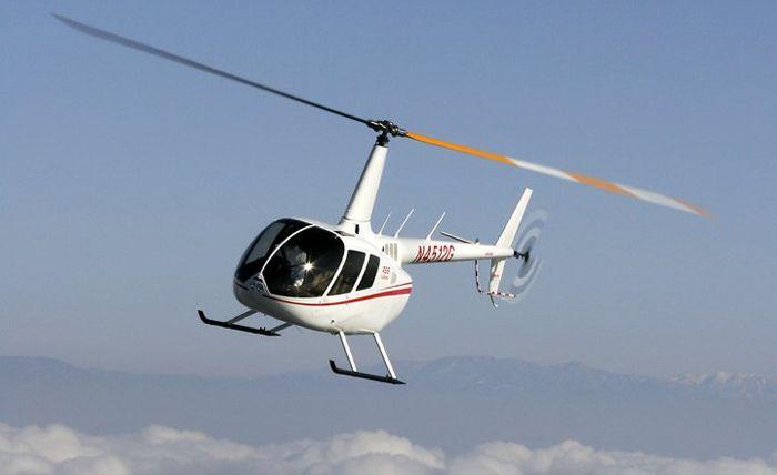 Под Алуштой при крушении частного вертолета погиби двое