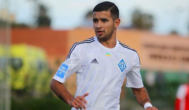 Дерлис получил серьезную травму / dynamo.kiev.ua
