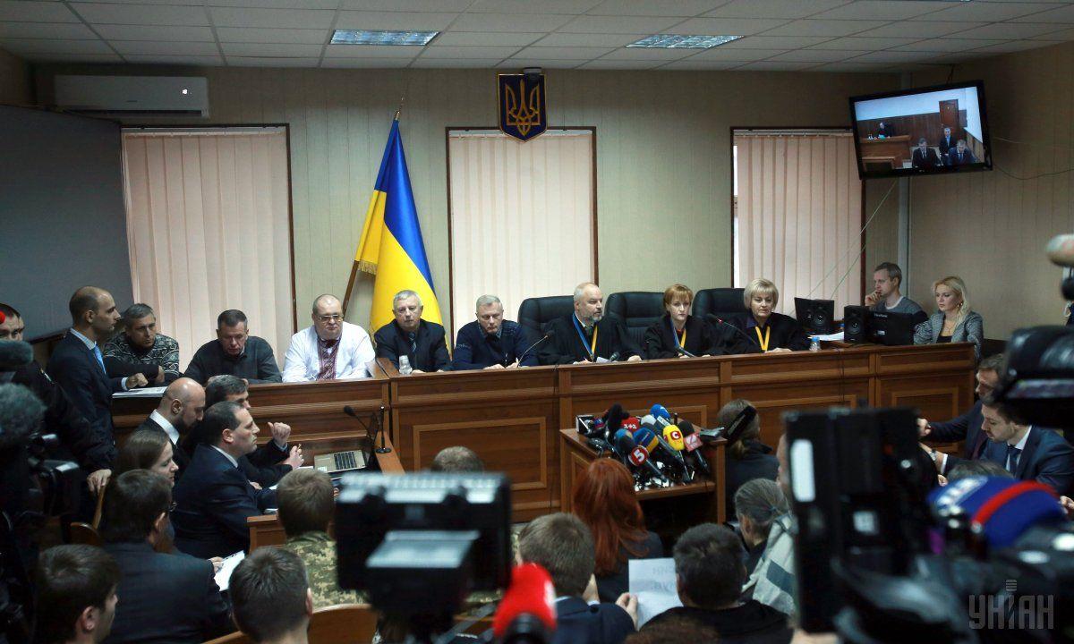 По словам Януковича, 20 февраля Захарченко доложил о 70-80 убитых людей / УНИАН