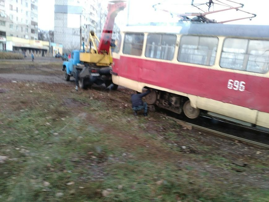 Інцидент стався на перехресті вулиць / 057.ua