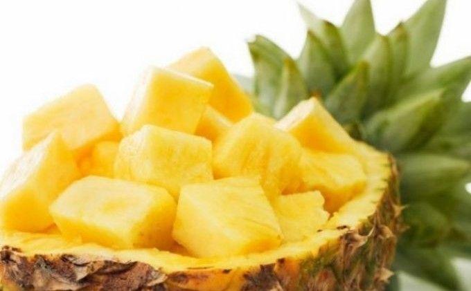 Ананасы - одни из самых полезных фруктов / Фото: gred-tea.com.ua