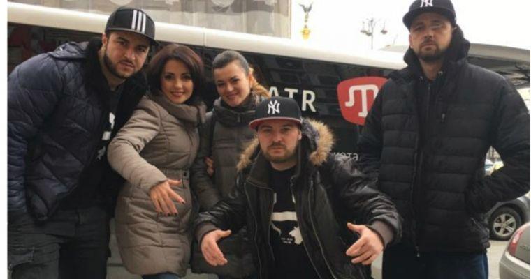 Затримані учасники гурту Hip-Hop Qirim / Фото 15minut.org