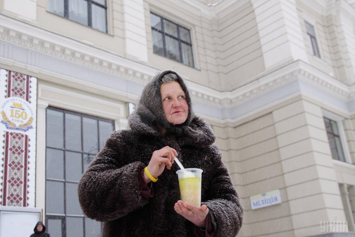 У Львові безпритульним є де зігрітися та переночувати / Фото УНІАН