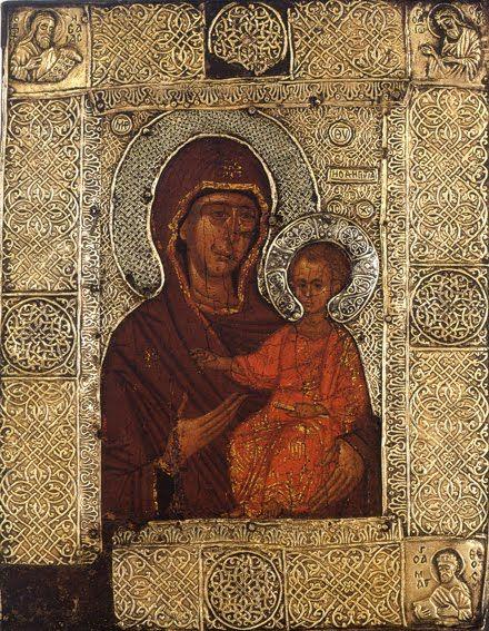 Образ Божией Матери Элеовритиссы