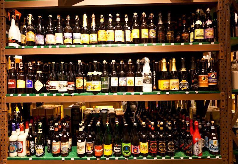 У Бельгії налічується близько 1500 сортів пива / yaplakal.com