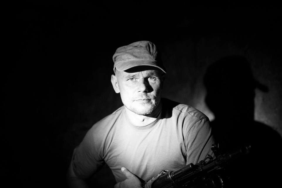 На Донбасі загинув боєць ПС