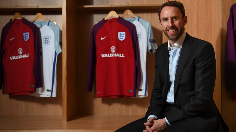 Саутгейт стал новым тренером сборной Англии / thefa.com