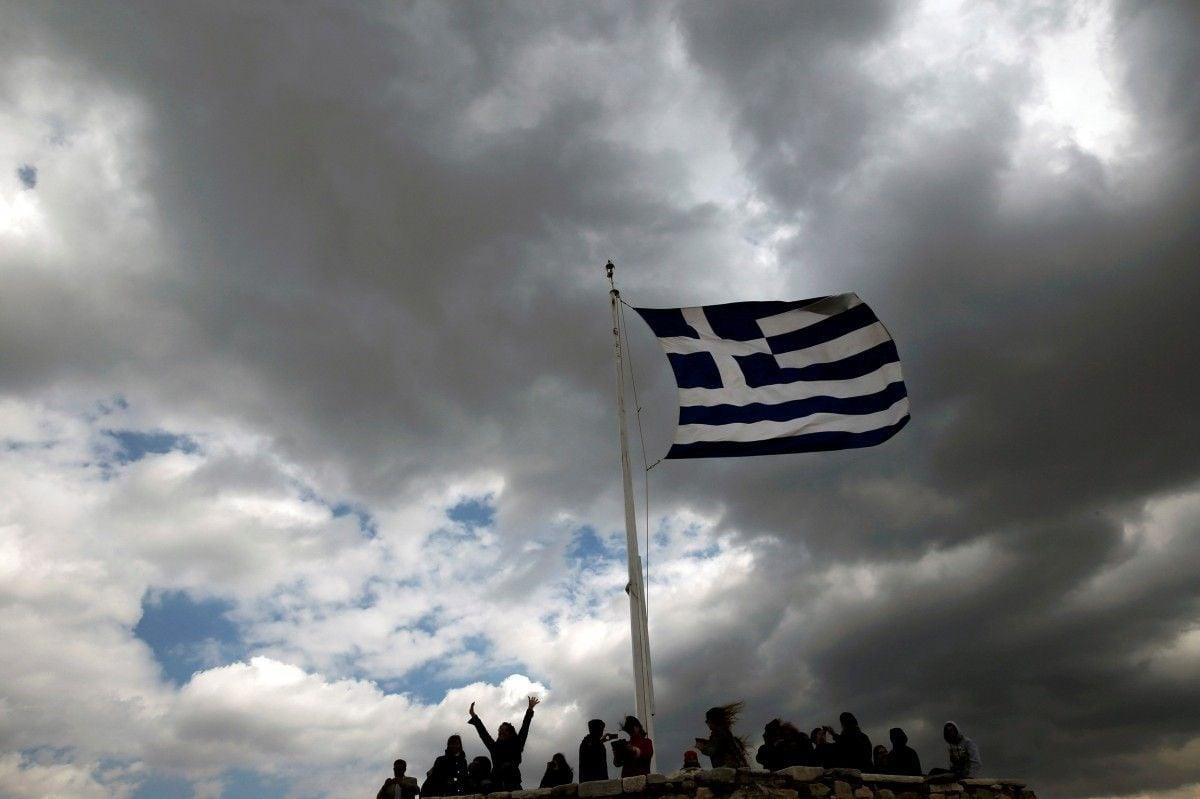 Греция / REUTERS