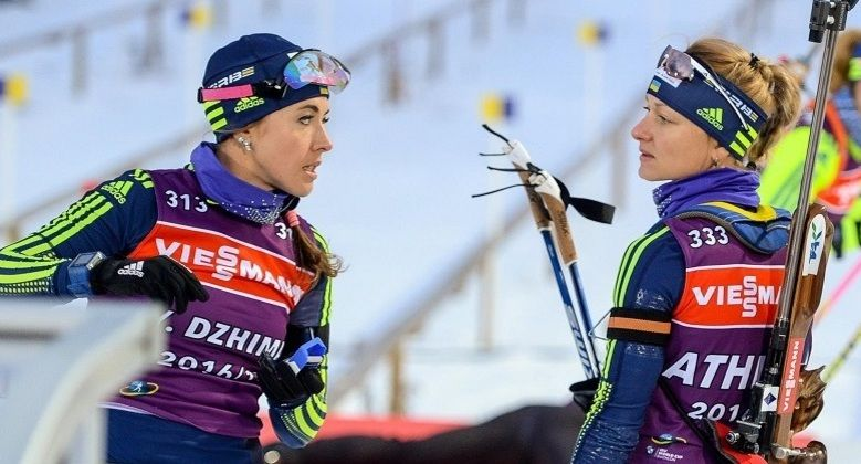 Юлия Джима и Яна Бондарь / xsport.ua