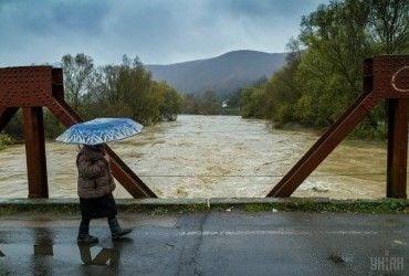 Synoptyky poperedžajut' pro pidjomy rivniv vody na ričkax Ukraїny