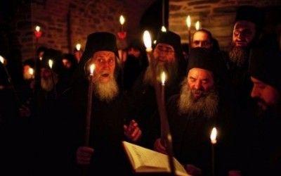 Когда обстоятельства сильнее: афонские святые и старцы об преодолении жизненных трудностей title=