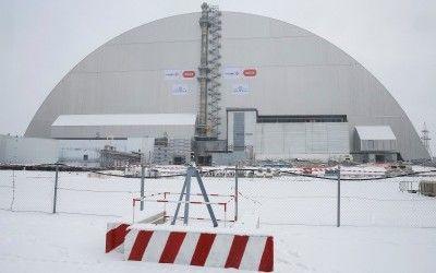 Чернобыльская атомная. Арка все проблемы не накрыла  title=