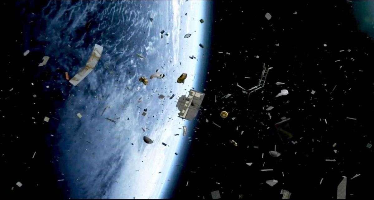 На околоземной орбите находится 17,729 тыс. рукотворных объектов / inforesist.org