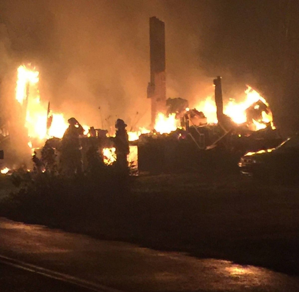 Лісові пожежі в Теннесі / REUTERS
