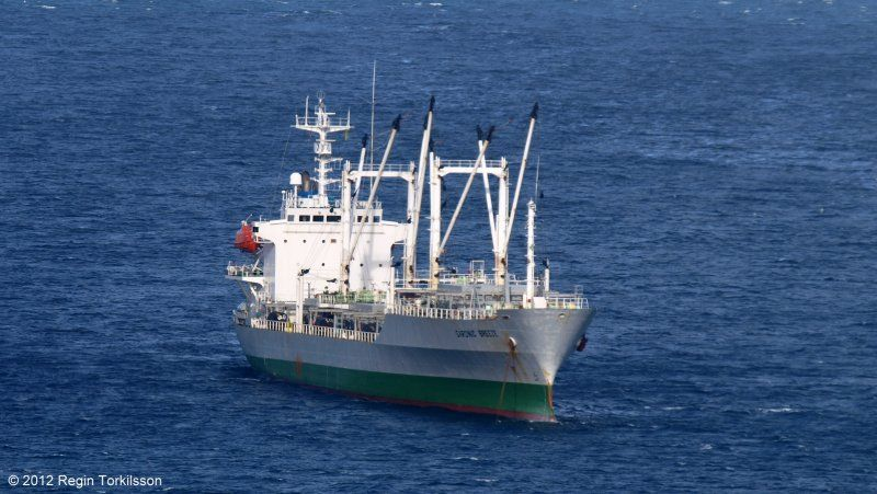 Пираты покинули захваченное уберегов Бенина судно вместе стремя заложниками