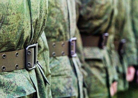 Яз повідомили в Міноборони РФ, зведено перше військове містечко цього з'єднання / 161.Ru