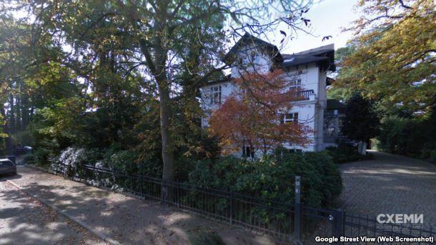 Дом Кличко в Гамбурге / radiosvoboda.org