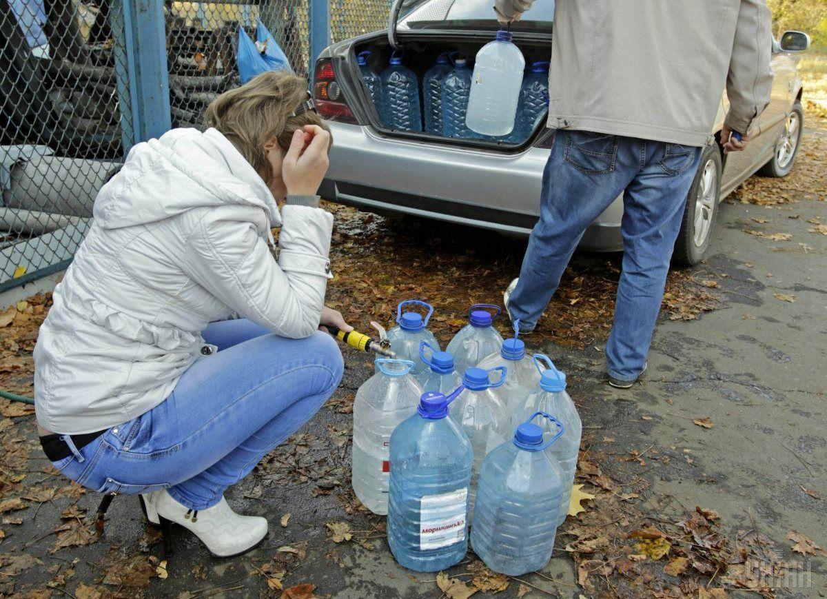 Около 600 тысяч человек в Луганской области могут остаться без воды, электричества и тепла / Фото УНИАН