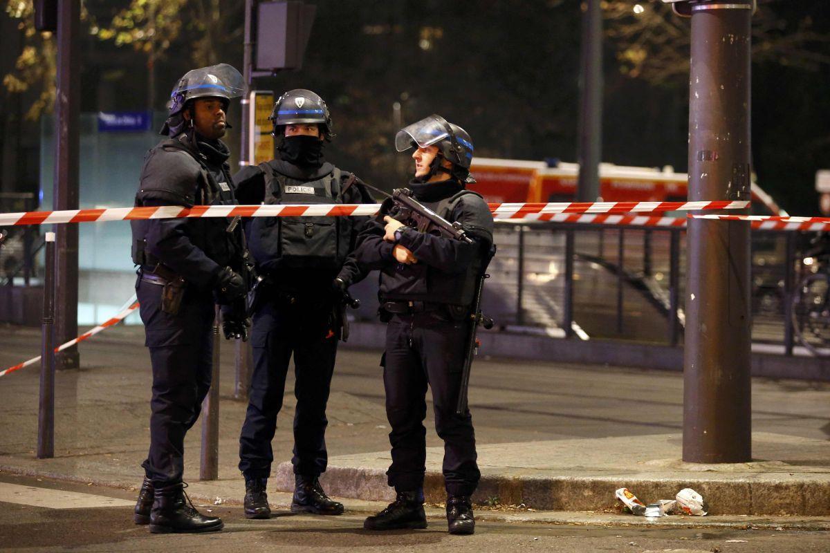 Милиция Парижа проинформировала обосвобождении заложников изздания турагентства